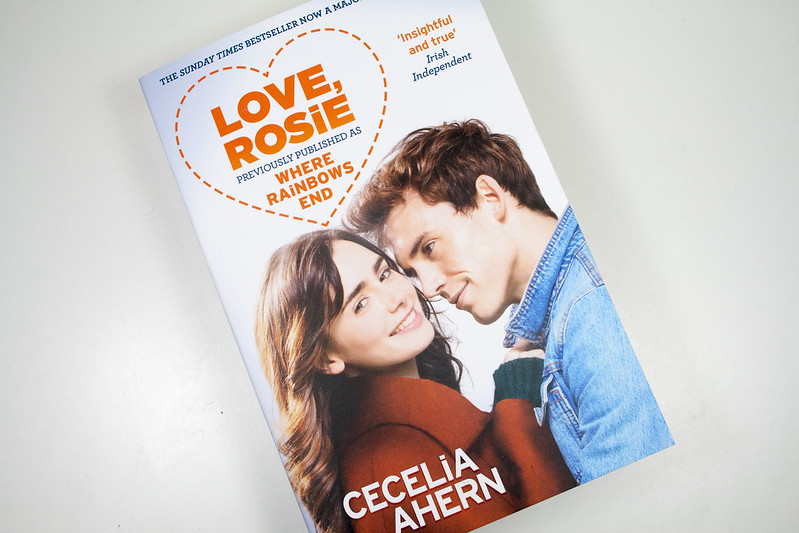 Love, Rosie - Cecelia Ahern book cover