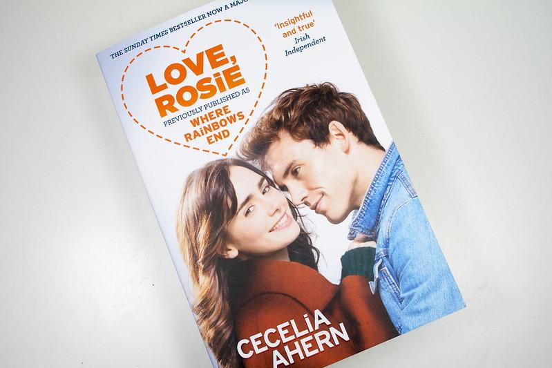 Love, Rosie – Cecelia Ahern | book review