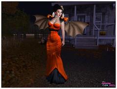 Hilly Haalan - Griselda Halloween Gown 1