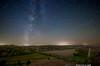 Hill Prairie Milky Way