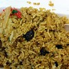 Biryani for lunch for Diwali!