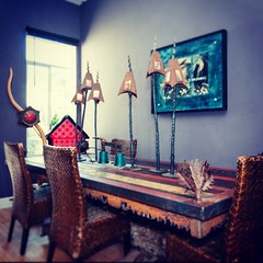 Dining room table. #art #TagsForLikes #picture #artist #artsy #instaart #beautiful #instagood #masterpiece #creative  #instaartist  #artoftheday
