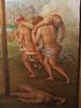 """""""Déposition de Croix"""", détail, Pietro Vannucci, dit le Pérugin (c.1449-1523), Museo Civico, Bassano del Grappa, province de Vicence, Vénétie, Italie."""