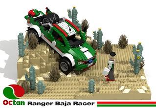 Octan Racing Ranger Baja Racer