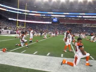 Cincinnati Bengals @ New England Patriots