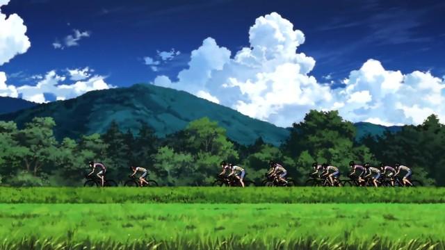 Yowamushi Pedal ep 36 - image 05