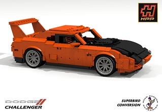 HPP Dodge Challenger-Superbird Conversion
