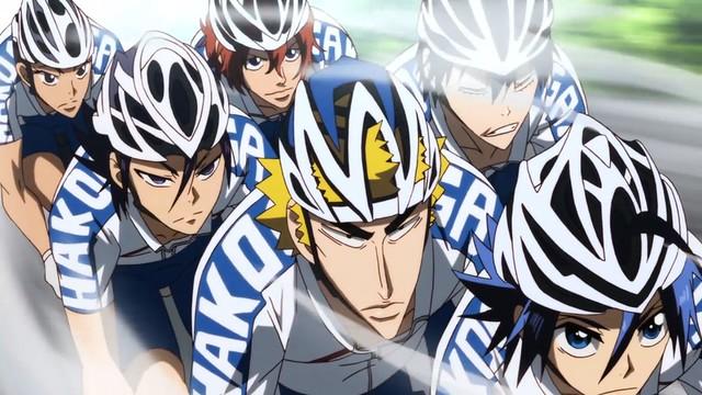 Yowamushi Pedal ep 38 - image 19