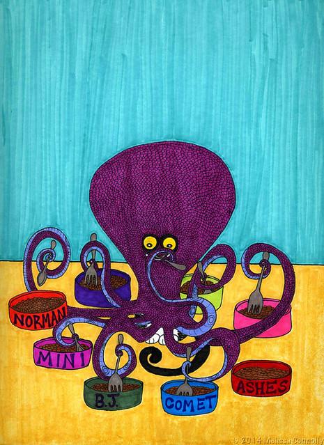 Octopus (October 26, 2014)