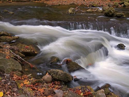irondequoitcreek nearwaterfall channingphilbricklinearpark