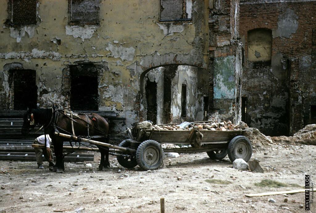 1958年华沙重建6