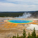 The Grand Prismatic Spring by G0Da