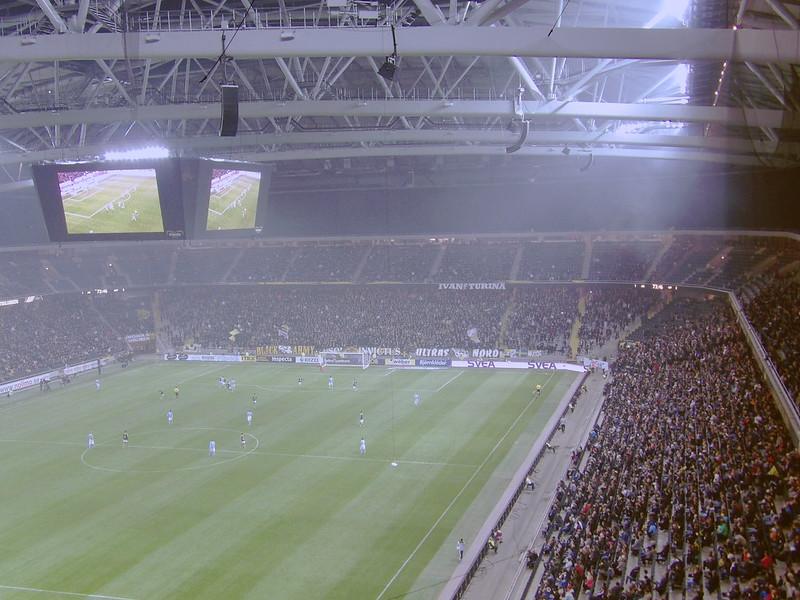 AIK Solna vs Malmo FF