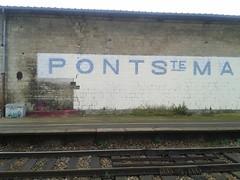 Pont Ste Maxence (gare)