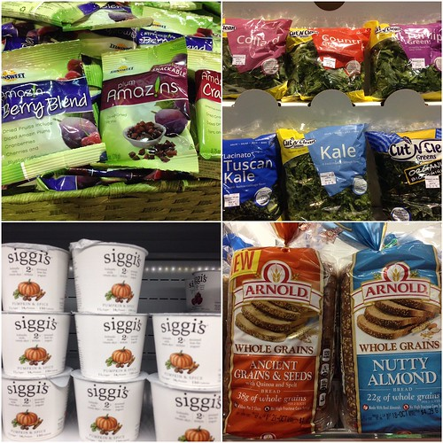 Food products from FNCE 2014