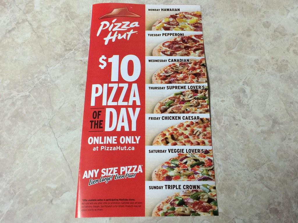 40% Off Pizza Hut Pizza - Menu Priced Items & Online Only ...   Halloween Pizza Hut Deals