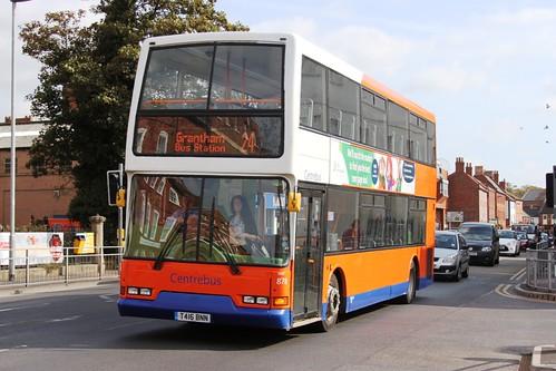 Centrebus 878 (c) Philip Slynn