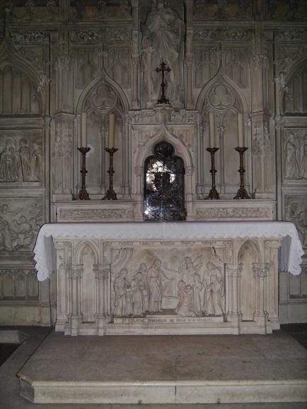 Sfintele Moaste ale Sfintei Valeria