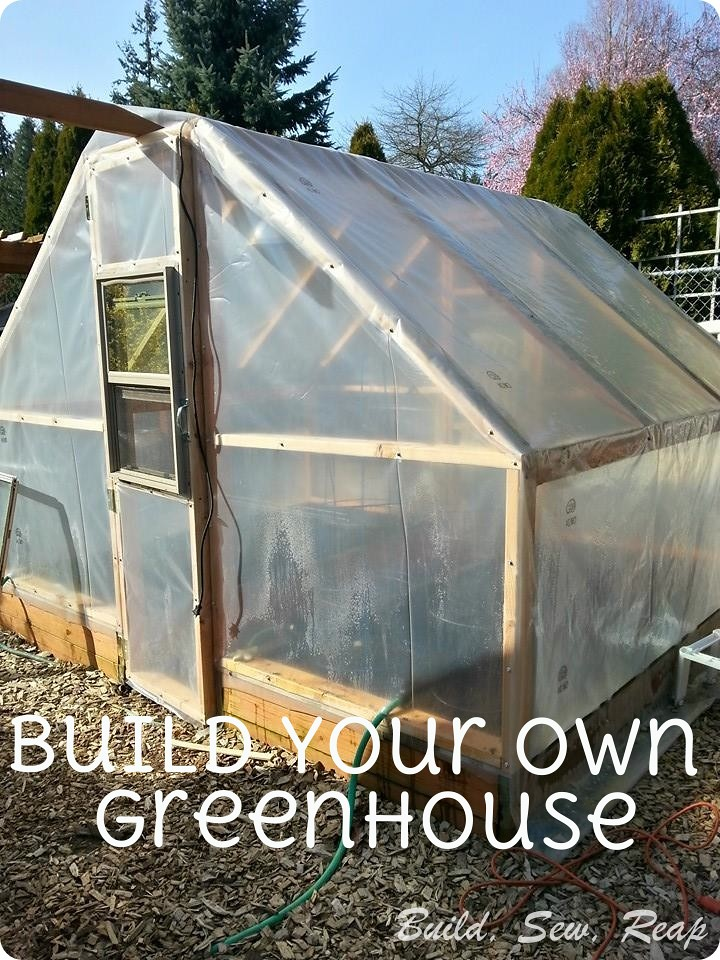 Simple Greenhouse