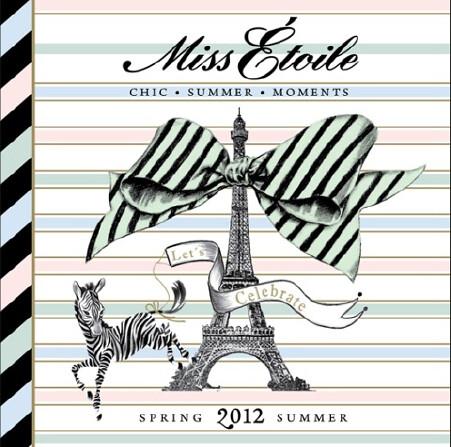 Miss Etoile Spring Summer 2012