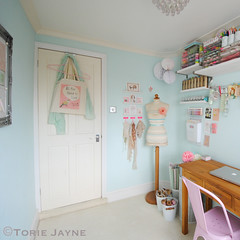Craft Room wall colour
