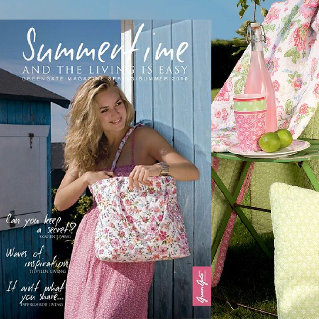 GreenGate Spring-Summer 2010