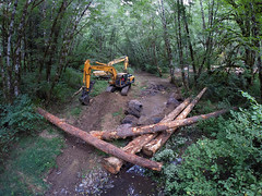 Brush Creek Watershed Restoration Project