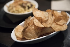 BBQ Kettle Crisps, Jasper's Corner Tap and Kitchen, San Francisco