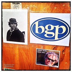 Chillin' in SF with my old BGP music family this week. Good times!