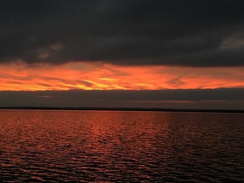 sunset ontario canada ios iphone lakesimcoe yorkregion