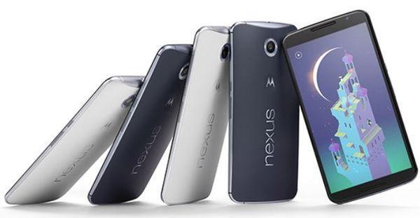 Смартфон Google Nexus 6