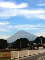 Mt.Fuji 富士山 10/10/2014