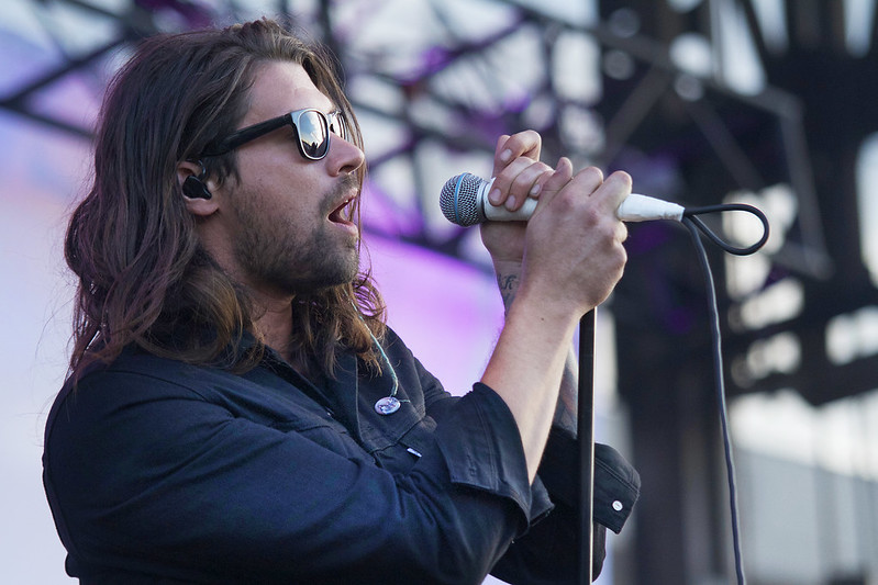 Riot Fest 2014 Denver - Taking Back Sunday