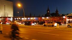 East Side Gallery und Oberbaumbrücke