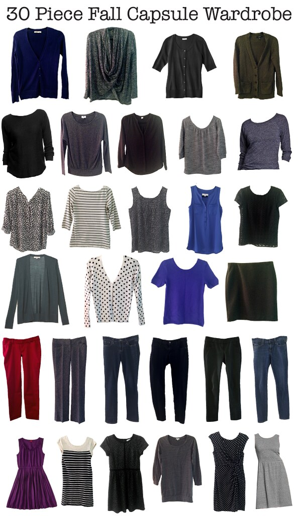 fall capsule wardrobe list 2