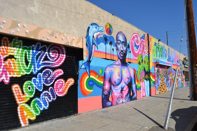 Art in sol selegna flickr photo sharing for 18th street gang mural