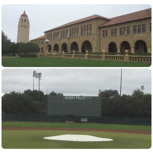 Touring Stanford University #Stanford