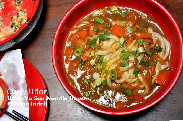 Udon-Ya San Noodle House Pandan Indah 6