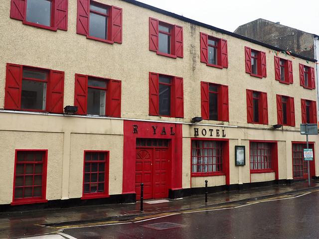 Royal Hotel, Boyle