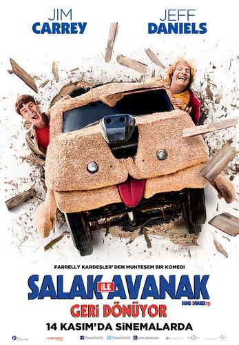Salak ile Avanak Geri Dönüyor - Dumb and Dumber To (2014)
