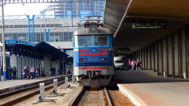 Train / Поезд