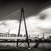 Frankfurter Brücke by Ivan Slunjski