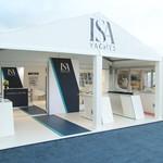ISA Yachts stand FLIBS
