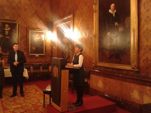 Verabschiedung von Susanne Junge. Danke für 17 Jahre Tätigkeit in der SPD Bürgerschaftsfraktion.