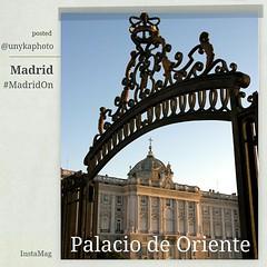 Palacio de Oriente, Madrid, España  #instagramersgallery #instagramers #igersgallerymadrid #igersphilia #MadridOn #Madrid #España #buildings #arquitectura #turismo - Via #InstaMagAndroid