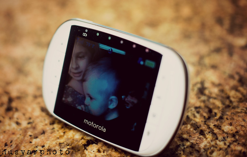 #motorolababymonitor in_the_know_mom review