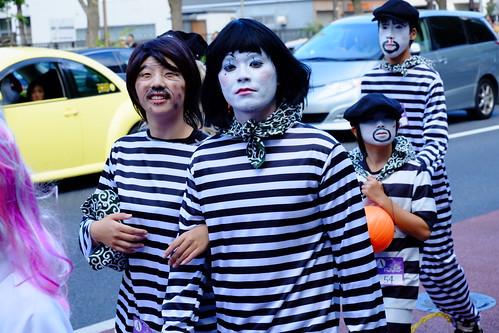 Kawasaki Halloween parade 2014 53