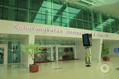 Bandara Internasional Sepinggan Balikpapan