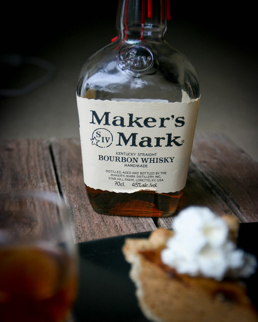 Maker's Mark: Perfect with Pumpkin Pie
