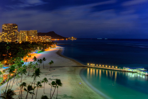 night ed hawaii nikon waikiki clear diamondhead honolulu waikikibeach nikondigital vr ohau hiltonhawaiianvillage lightatnight rainbowtower nightreflections photomatix f3556g 1685 wetreflections hawaiihdr hdratnight hawaiinights bbqmonster 1685f3556gedvr toddburgess toddfburgess copyrightc2014toddfburgessallrightsreserved 512567tmpd14